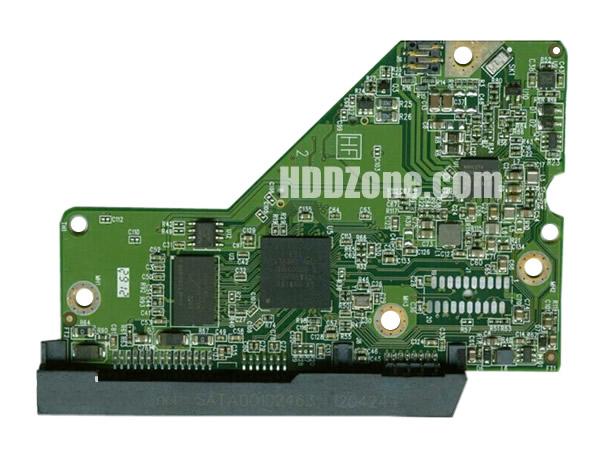 2060-771829-003 WD плата жесткого диска