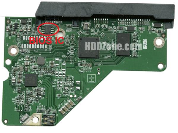 2060-771945-000 WD плата жесткого диска