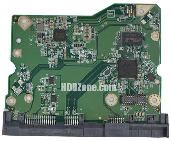 2060-800001-004 WD плата жесткого диска